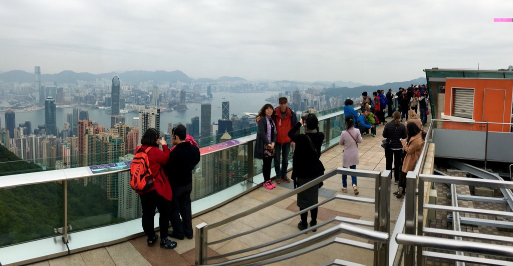 Sky Terrace viewing platform
